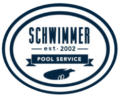 Schwimmer Pool Service Logo